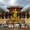 3D tour included 24 panorams, made for Viharnra Sien Chinese temple and  museum.